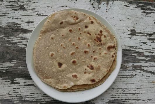 Roti (aka Chapatis)