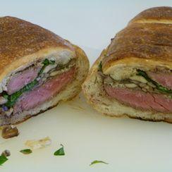 Shooter sandwich