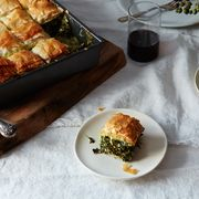 883c16e7 361d 4b27 a186 fb406710e979  2016 0219 greek spanakopita with filo dough and spinach mark weinberg 592