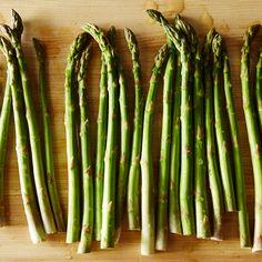 Like Roasted Asparagus? You'll Love Fried Asparagus