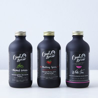 Tea Crafted for Cocktails, Holiday 3-Pack