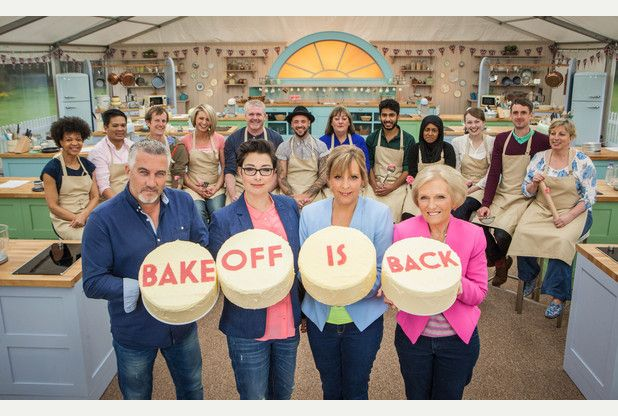 The Great British Baking Show is Back!