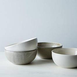 Wheel-Thrown Bowl