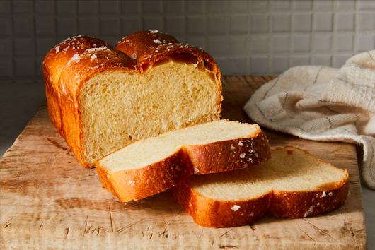 Perfectly Fluffy Brioche Bread—No Dairy or Eggs Necessary