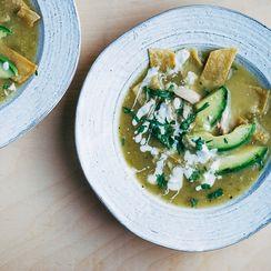 The 2 Guiding Principles of Soup (& a Recipe for Tomatillo Tortilla Soup)