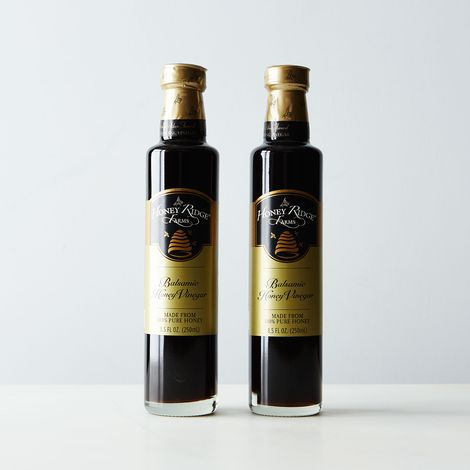 Balsamic Honey Vinegar (2 Bottles)