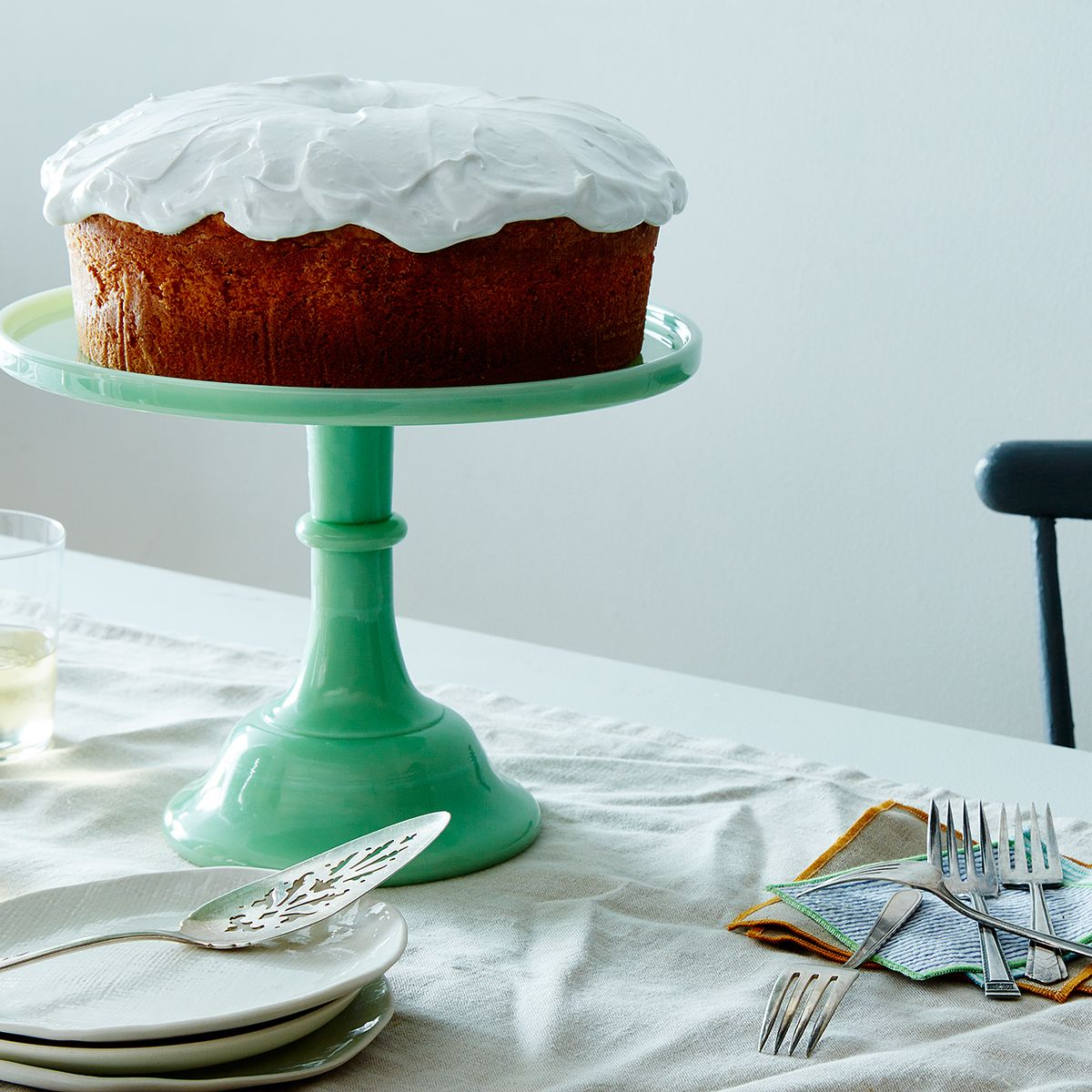 Gold Cake with Boiled Icing, 1866 Recipe on Food52