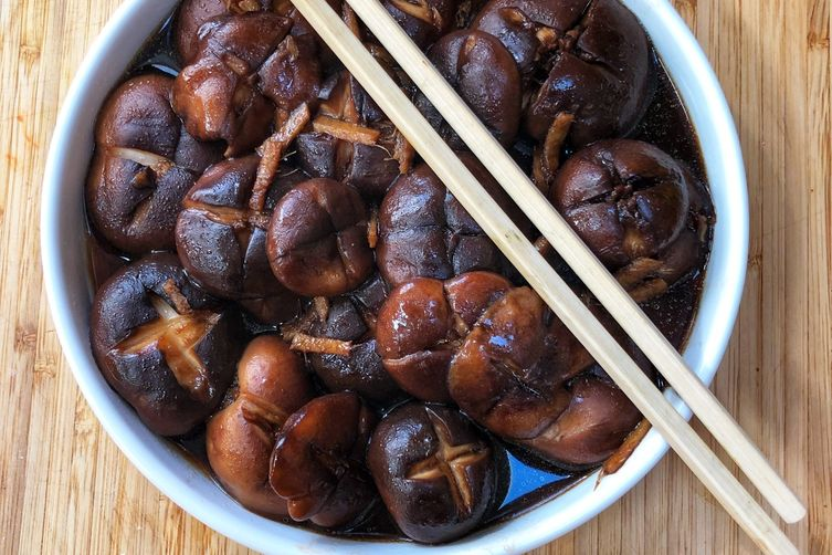 Zen Mushroom Saute