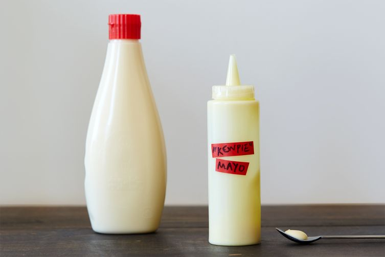 Homemade Kewpie Mayonnaise