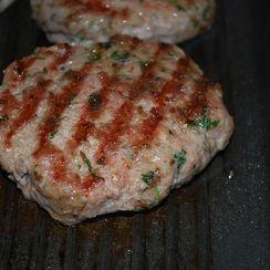 Silk Road Lamb Burgers