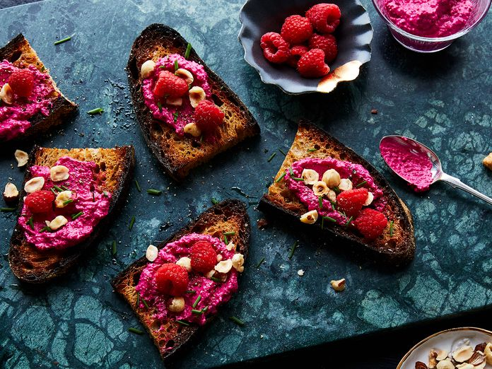 The Bright Pink Dip You'll Bring to Every Holiday Potluck