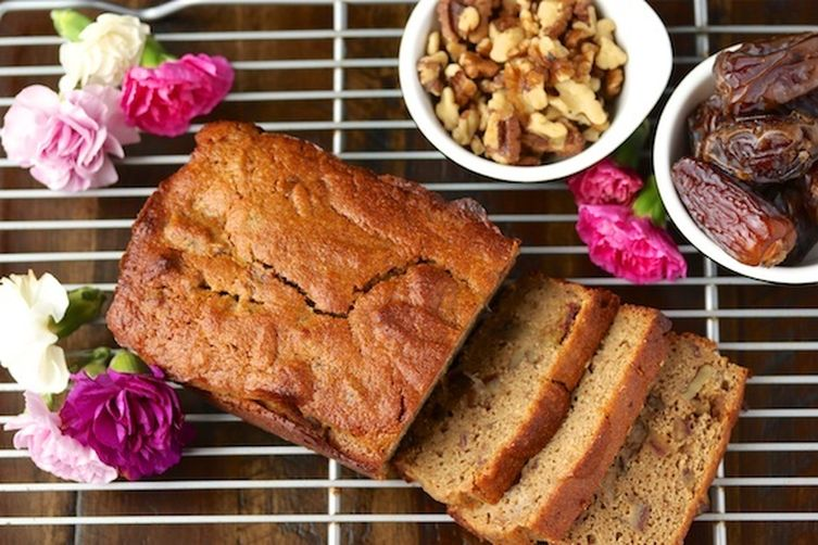Grain-Free Date-Nut Bread
