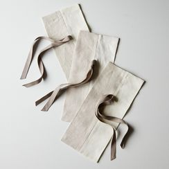 Linen Gift Bags (Set of 3)