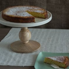 Ricotta and Lemon Cake (Torta di ricotta e limone) - Dolci (Dessert)