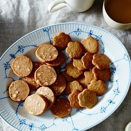 Traditional Swedish Ginger Cookies, Two Ways