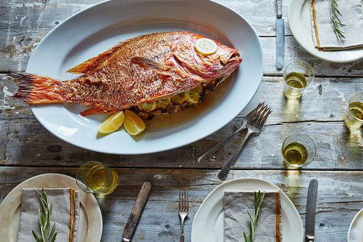 This Year, Spare a Turkey and Stuff a Fish Instead
