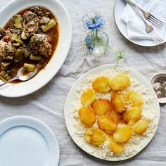An Heirloom Recipe for Zingy, Herby Iranian Chicken