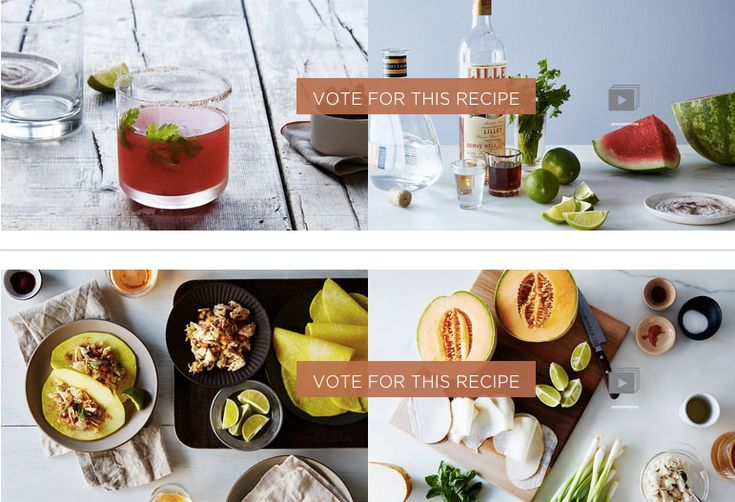 Finalists: Your Best Recipe with Melon