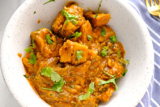 10 Minutes Chicken Curry