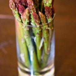 Smoky Pickled Asparagus