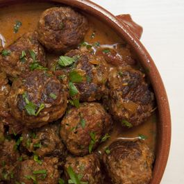 Meatballs by Deb Roseman