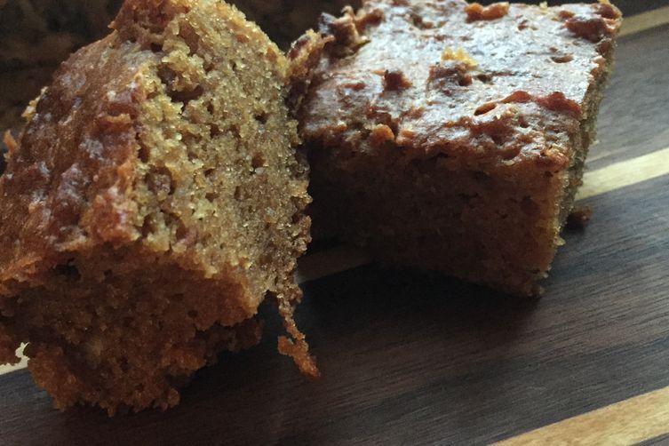 Apricot-Almond cake