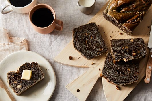 A Black Sesame Babka That Twists & Turns in All the Right Ways