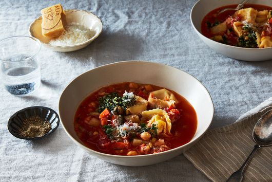 How to Make the Easiest 30-Minute, Comfy-Cozy Soups All Season
