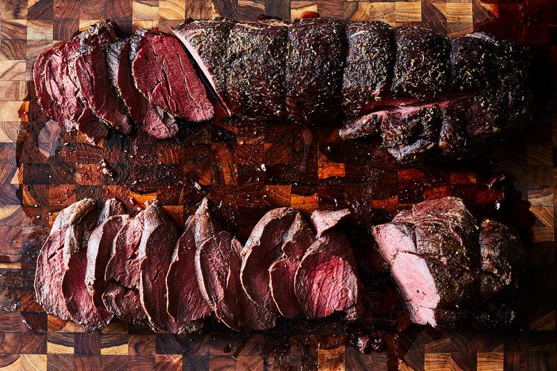 Whether you cook it on high heat or low, a beef tenderloin is a true thing of beauty.