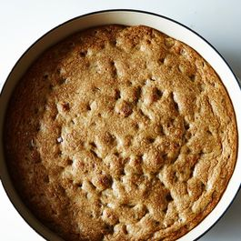 How to Turn a Giant, Melty Cookie into a Dinner Party Dessert
