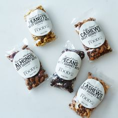 All-Natural Spiced Nuts