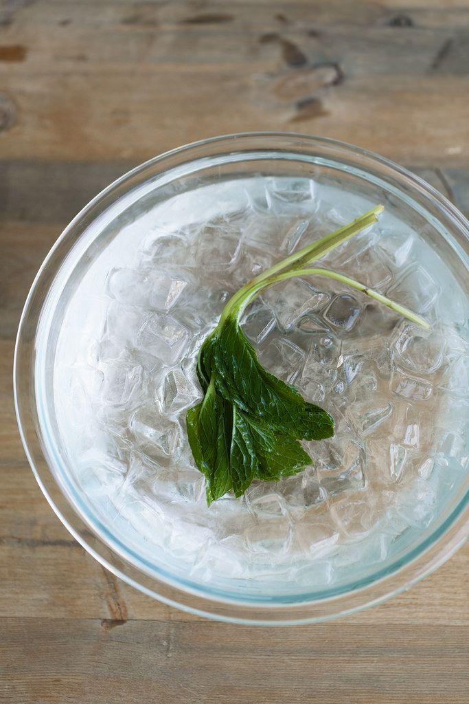Mint Simple Syrup on Food52
