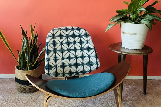 You (Yes, You!) Can Reupholster a Chair at Home