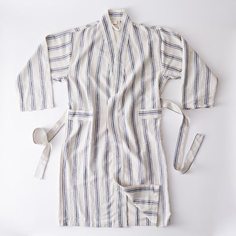 Handwoven Turkish Bathrobe