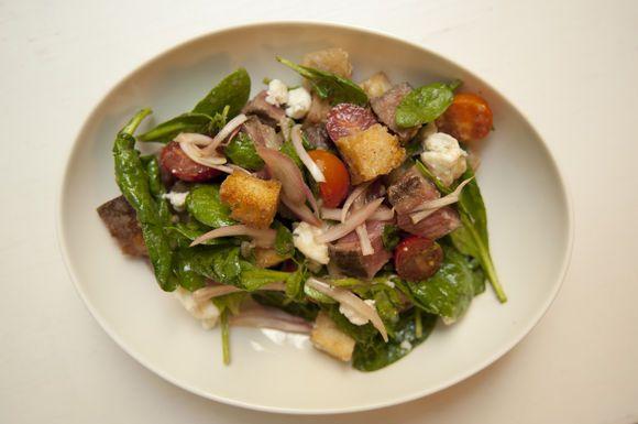 Beef Chopped Salad