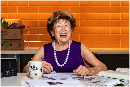 How Frieda Caplan, the 'Kiwi Queen' of California, Changed the Way We Eat