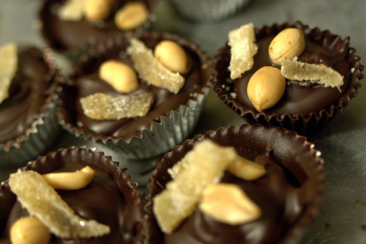 Thai Peanut Butter Cups Recipe on Food52