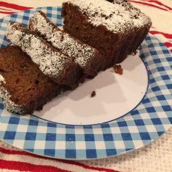 My Polish Grandmother's Apple Cake