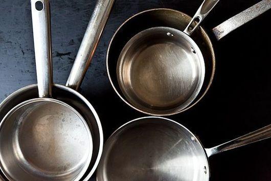 First Kitchen: Taking Inventory
