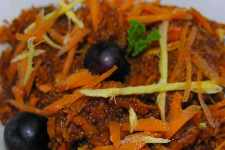 Carrots: It's what's for breakfast