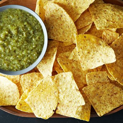 Cooked Green Salsa (Salsa Verde)