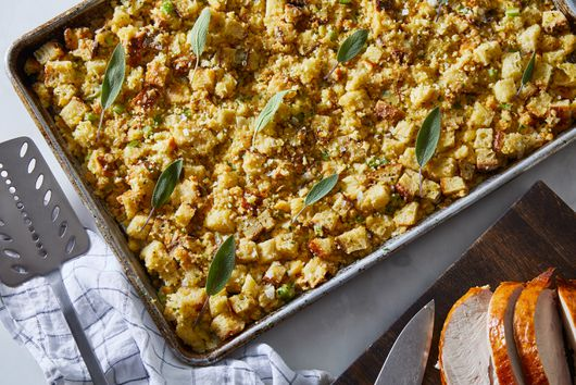 15 Best Ways to Use Leftover Stuffing (If You Have Any)
