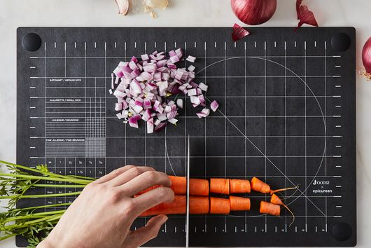 Food52 x Epicurean Precision Cutting Board