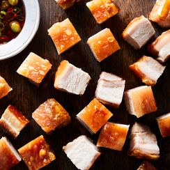 The Secret to My Mom's Crackly-Crisp Pork Belly