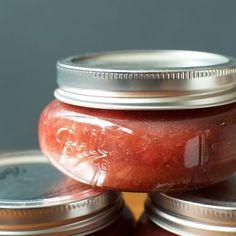 A Strawberry Rhubarb Jam to Make Spring Last Forever