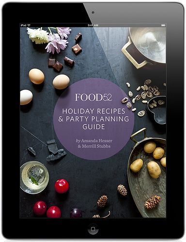 Food52 app cover