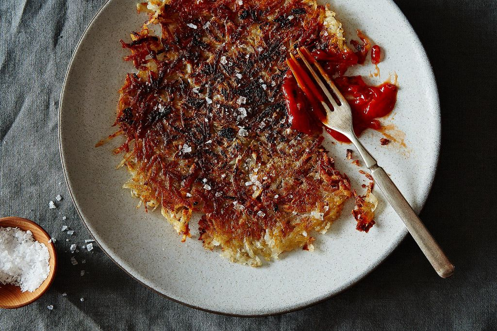 Hash Browns Without a Recipe