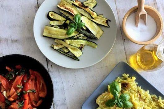 A Mediterranean Twist to your BBQ