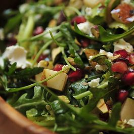 Salad by http://broccolinibunch.wordpress.com/