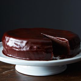 Sam's Favorite Chocolate Cake
